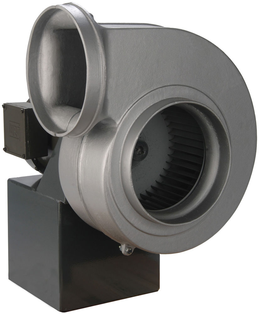 Fan Systems for Exhaust Applications